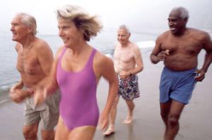Активный образ жизни в старости приводит к травмам