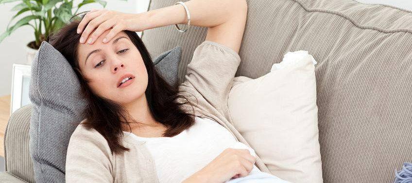 Психологические причины женских болезней