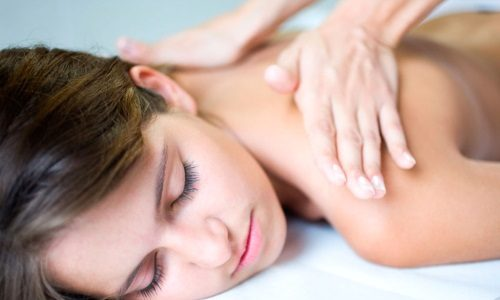 Как научиться далать массаж самому?