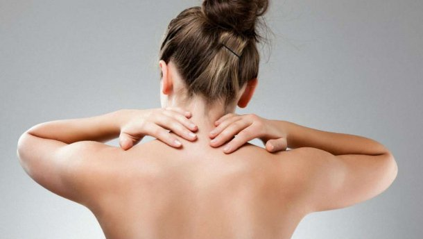 6 упражнений от боли в шее