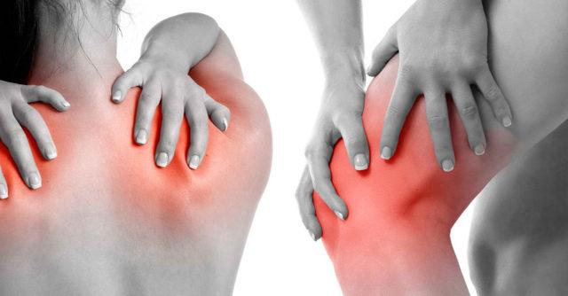 Лечение суставов с помощью соли