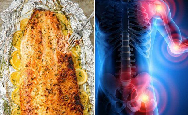 Продукты, которые спасут от боли в суставах