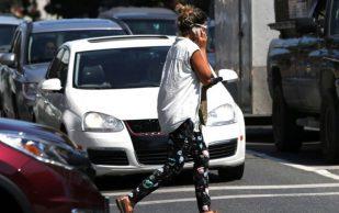 Количество травм из-за мобильных телефонов растет
