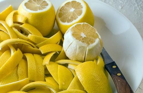 Лимонная кожура от боли в суставах
