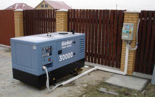 Выбираем дизельный электрогенератор