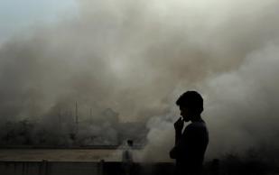 Как загрязнение воздуха оказывает влияние на кости?