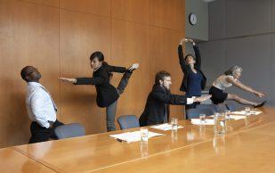 Офисная гимнастика для профилактики артритов