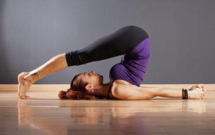 Йога в помощь спине и позвоночнику