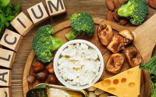 В каких продуктах содержится много кальция