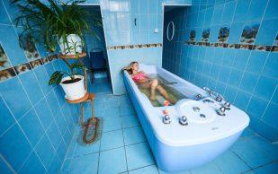 Лечебные ванны для здоровья суставов
