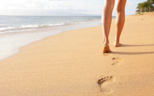 При остеопорозе полезны поездки к морю
