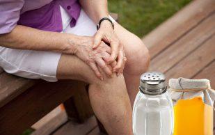 Как правильно питаться при отложении солей в суставах