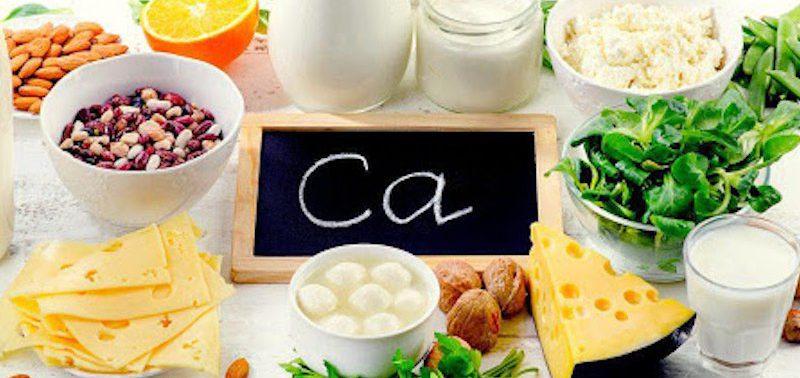 8 полезных продуктов с кальцием