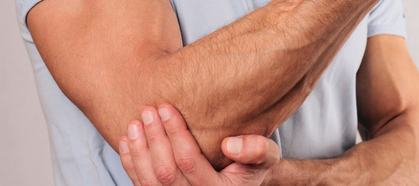 2 простых упражнения от боли в локтевых суставах
