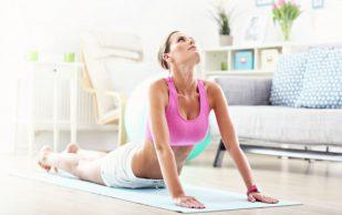 Правильная осанка помогает справиться со стрессом