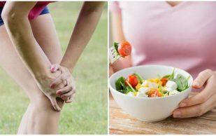 Полезные и опасные продукты для суставов