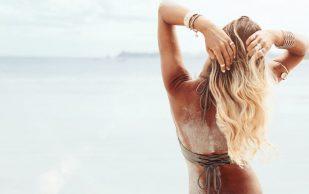 Верните коже природную красоту, отправляясь на отдых