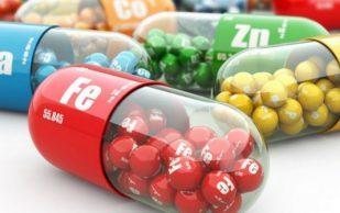 Витамины, необходимые организму при заболеваниях суставов и связок