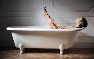 Домашние ванны при заболеваниях костей и позвоночника