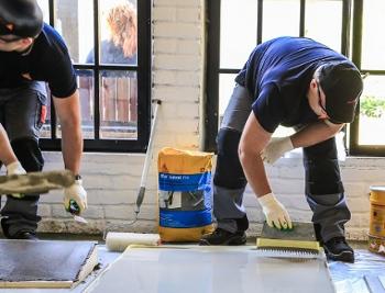 Характеристика разного оборудования для работы со строительными смесями