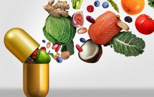 Витамины и минералы для здоровья костей