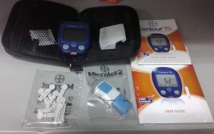 Надежный и точный глюкометр Contour TS для диабетиков