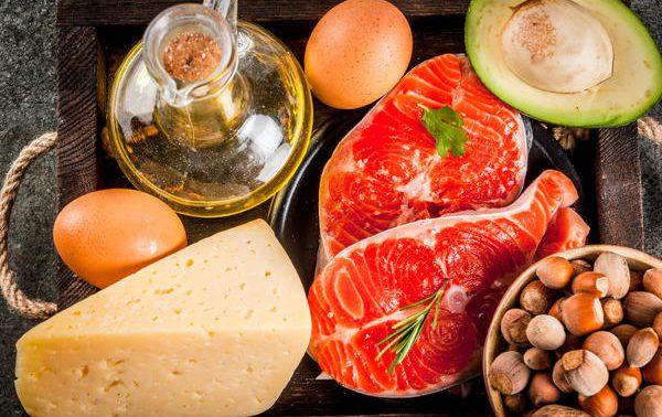 Питание при заболеваниях суставов