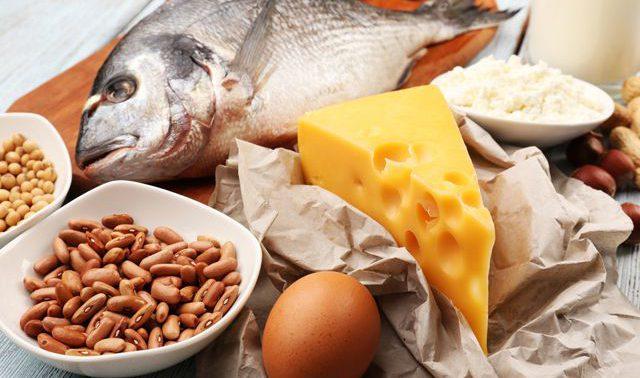 Лучшие продукты питания для крепких костей