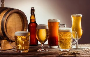 Пиво спасёт от переломов