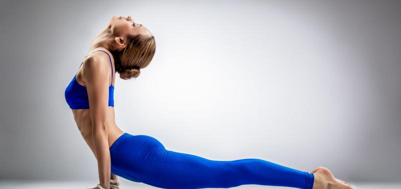 Йога от боли в шее