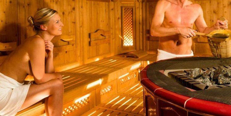 Лучшие бани и сауны Киева