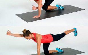 Лучшее упражнение для укрепления спины