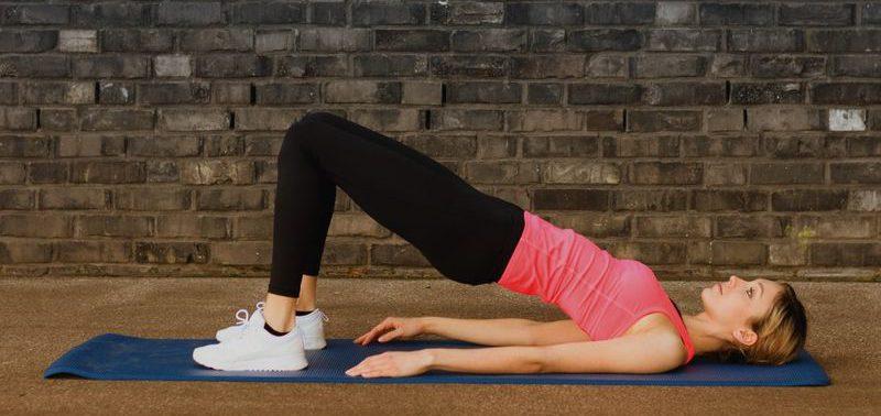 Названо лучшее упражнение для укрепления спины