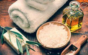 Лечение остеохондроза маслом и солью
