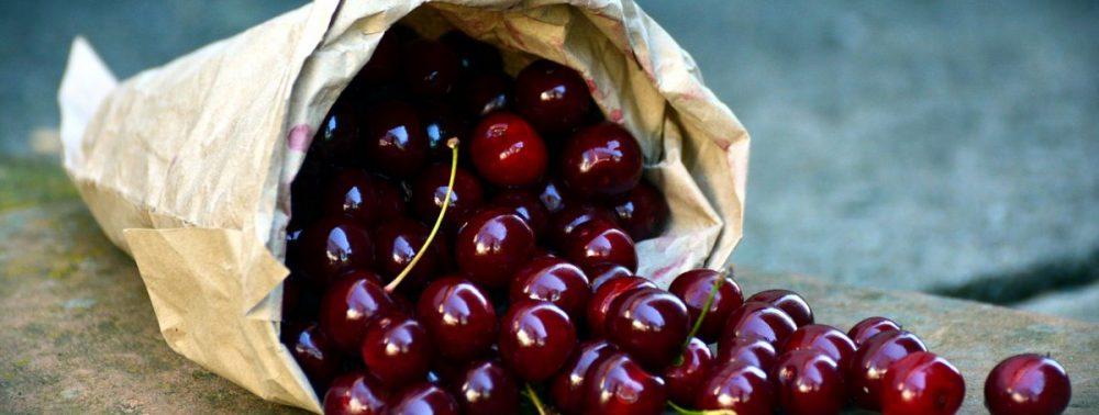 Польза вишни: чемпион по антиоксидантам и натуральное средство от подагры