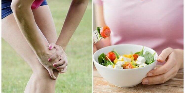 Простые правила питания при артрозе
