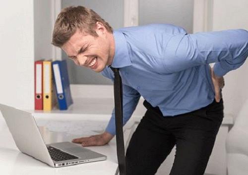 Боль в позвоночнике вызывает стресс и фригидность