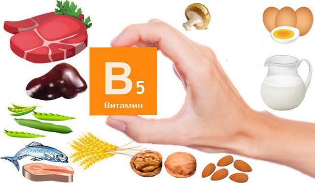 Витамин В5: боли в суставах и другие признаки нехватки пантотеновой кислоты