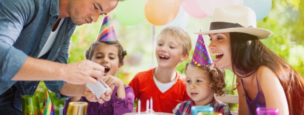 Как организовать день рождения для вашего малыша?