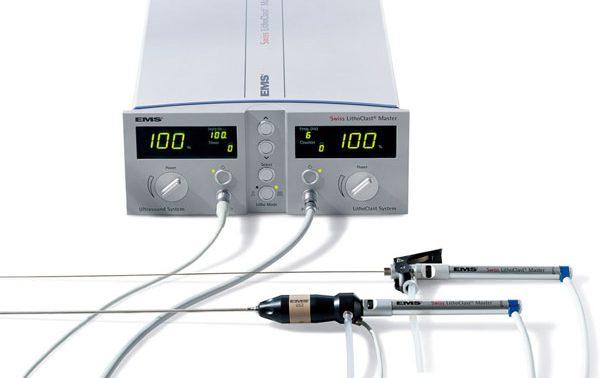 Оборудование для контактной литотрипсии