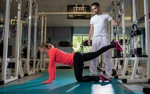 Силовые упражнения при артрозе