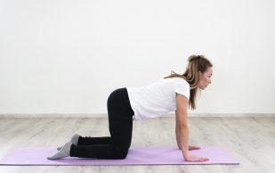 5 упражнений для здоровой спины от рефлексотерапевта