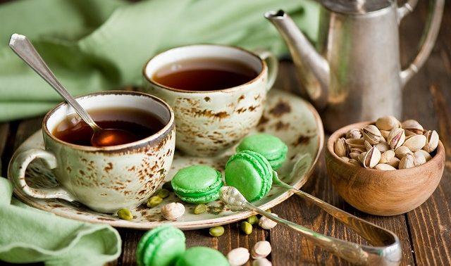 Чай защищает от переломов