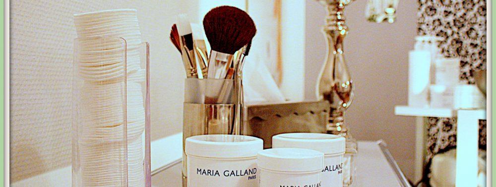 Уход за телом и кожей с косметикой от Maria Galland