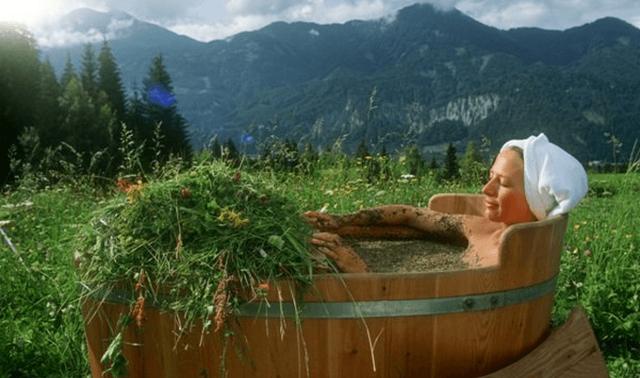 Действенные рецепты лечебных ванн при остеохондрозе