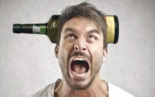 Алкогольный психоз: симптомы и лечение. Что это такое и как долго это длится?