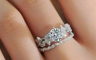 Помолвочные кольца в магазине Myjewels.ru