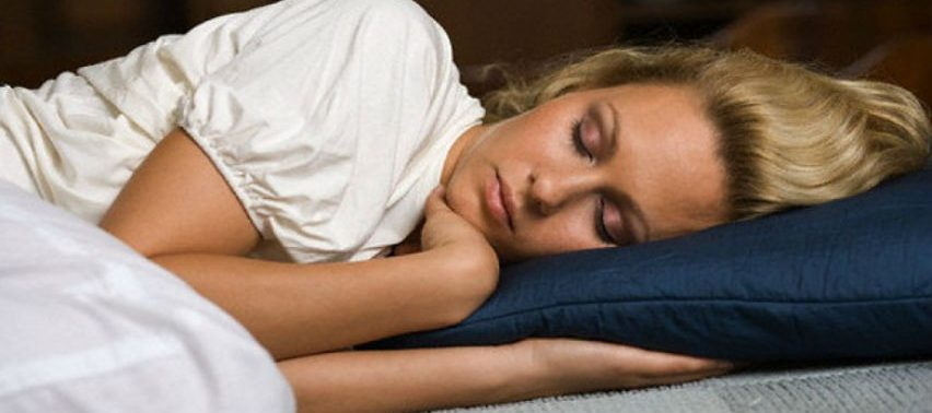 Правила сна при остеохондрозе