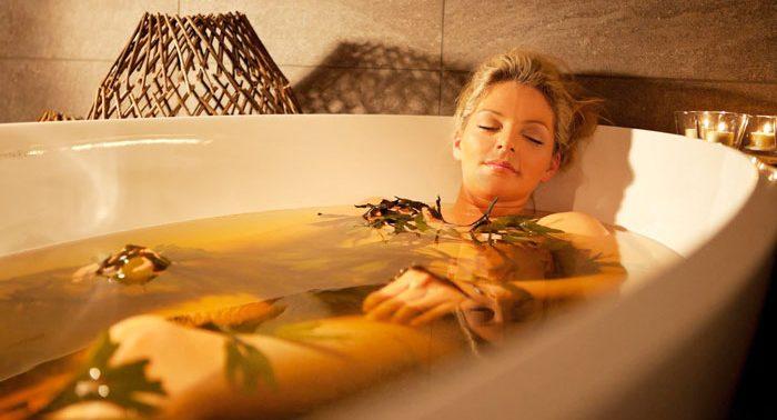 Гигиена и лечебные ванны при остеохондрозе