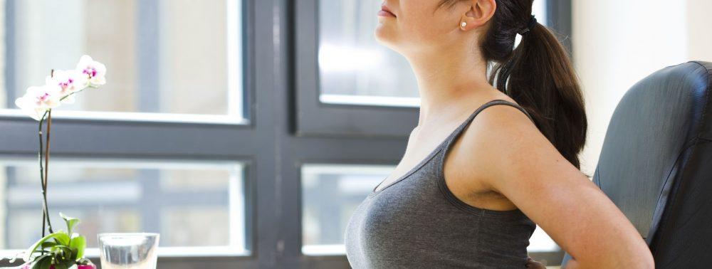 6 способов, которые помогут избавиться от боли в спине без лекарств